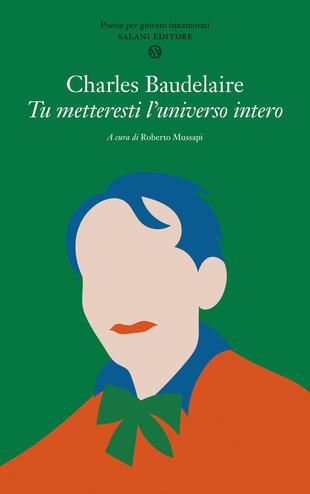 copertina TU METTERESTI L'UNIVERSO INTERO