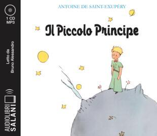 copertina Il piccolo principe Audiolibro CD