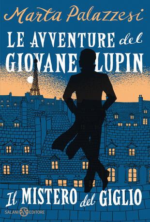 copertina Le avventure del giovane Lupin. Il mistero del giglio