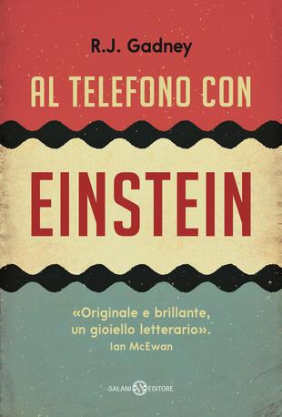 copertina Al telefono con Einstein