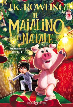 copertina Il Maialino di Natale