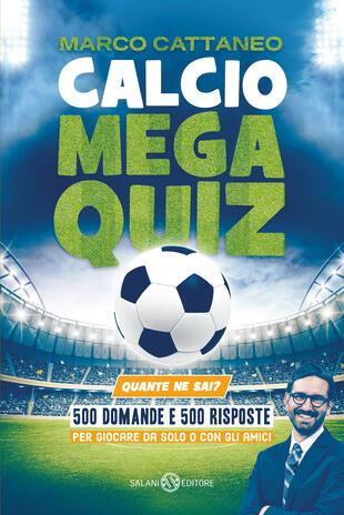 copertina Calcio Mega Quiz