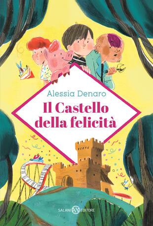 copertina Il Castello della felicità