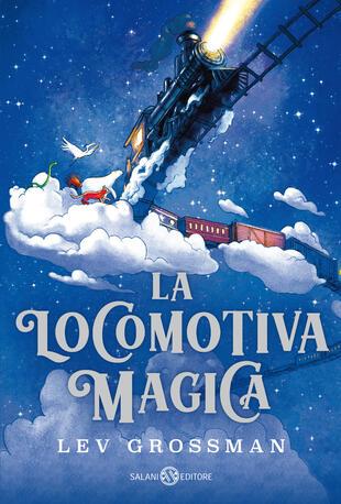 copertina La locomotiva magica