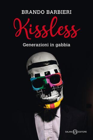 copertina Kissless