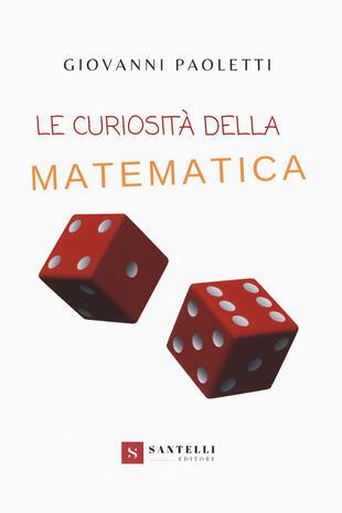 copertina Le curiosità della matematica