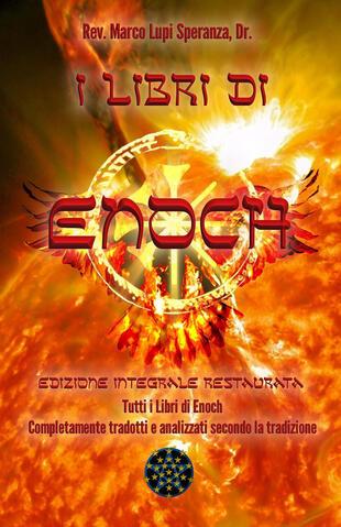 copertina I libri Enoch. Ediz. integrale