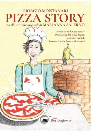 copertina Pizza story