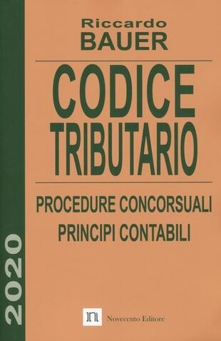 copertina Codice tributario. Procedure concorsuali. Principi contabili