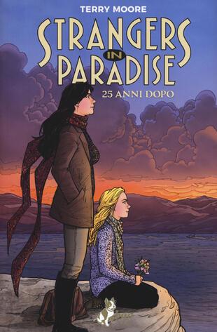 copertina Strangers in paradise. 25 anni dopo