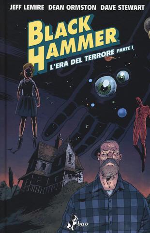 copertina Black Hammer