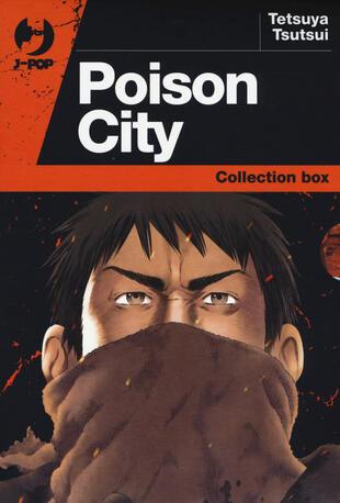 copertina Poison city