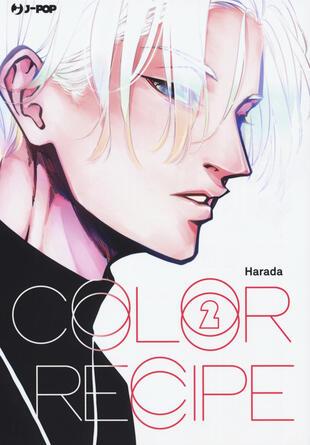 copertina Color recipe