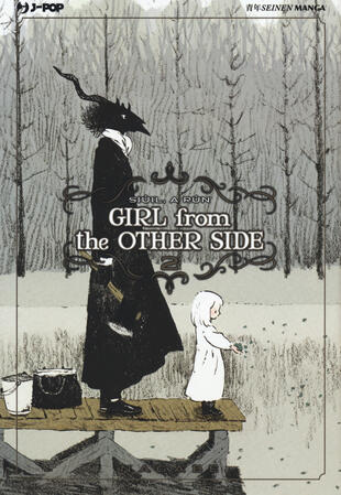 copertina Girl from the other side