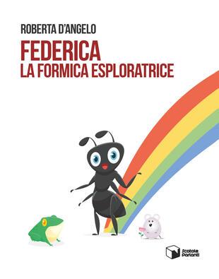 copertina Federica la formica esploratrice