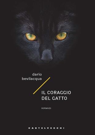 copertina Il coraggio del gatto