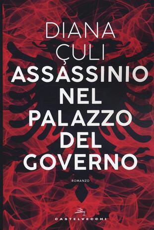 copertina Assassinio nel palazzo del governo