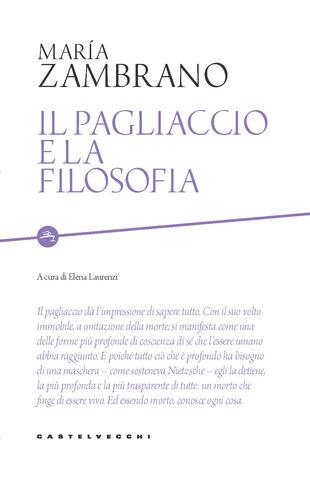 copertina Il pagliaccio e la filosofia