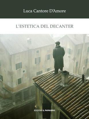 copertina L' estetica del decanter