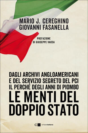"""Giovanni Fasanella presenta """"Le menti del doppio stato"""""""