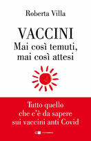 """Evento digitale: Roberta Villa presenta """"Vaccini"""" con l'associazione Science Writers in Italy in una diretta FB"""