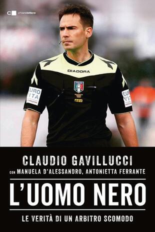 "Claudio Gavillucci presenta ""L'uomo nero"" a Vasto"