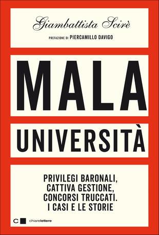 copertina Mala università