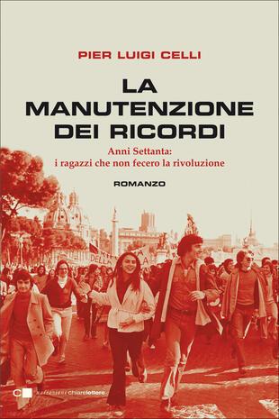 """Pierluigi Celli presenta """"La manutenzione dei ricordi"""" al Notte bianca del libro Festival di Potenza"""