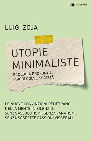 copertina Utopie minimaliste