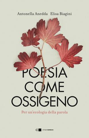 copertina Poesia come ossigeno