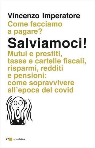 """Vincenzo Imperatore presenta """"Salviamoci!"""""""