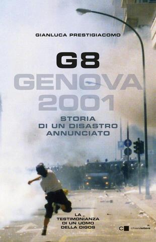 copertina G8. Genova 2001