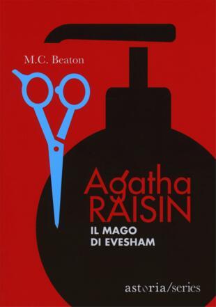 copertina Agatha Raisin – Il mago di Evesham