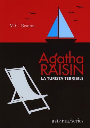 copertina Agatha Raisin – La turista terribile