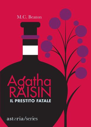 copertina Agatha Raisin - Il prestito fatale
