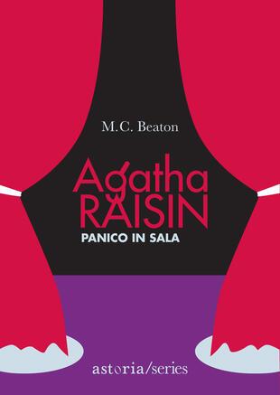 copertina Agatha Raisin – Panico in sala