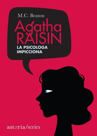 copertina Agatha Raisin - La psicologa impicciona