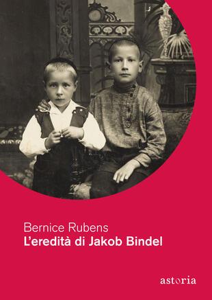 copertina L'eredità di Jakob Bindel