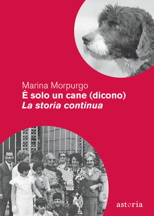 copertina È solo un cane (dicono) – La storia continua