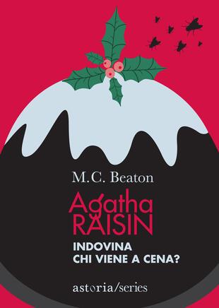 copertina Agatha Raisin – Indovina chi viene a cena?