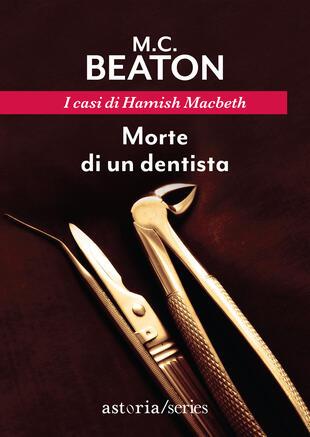 copertina Morte di un dentista