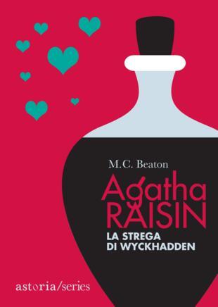 copertina Agatha Raisin – La strega di Wyckhadden