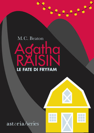 copertina Agatha Raisin – Le fate di Fryfam