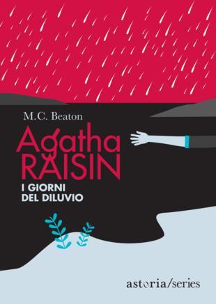 copertina Agatha Raisin – I giorni del diluvio