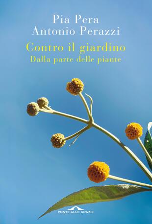 copertina Contro il giardino