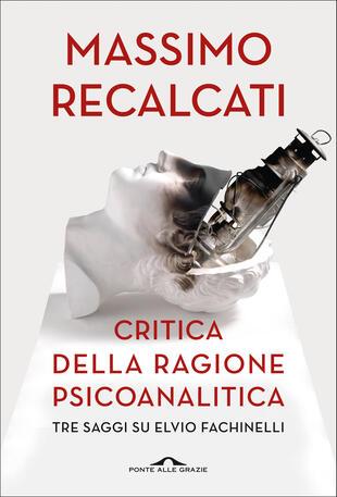 copertina Critica della ragione psicoanalitica