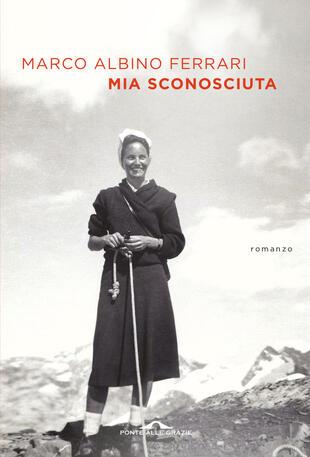 """Marco Albino Ferrari presenta il suo libro """"Mia sconosciuta"""" a Scrittura sulle Dolomiti in Val di Fassa"""