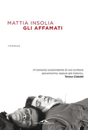 Mattia Insolia al Catania Book Festival