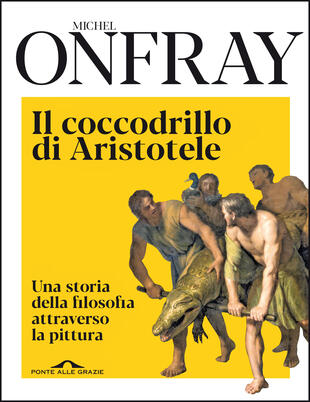 copertina Il coccodrillo di Aristotele