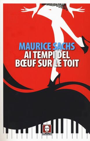 copertina Ai tempi del Boeuf sur le Toit